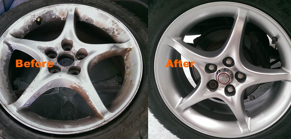 Smart Alloy Liverpool can transform the look of your car!
